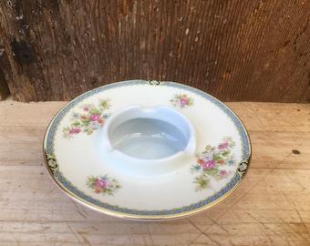 Vintage Noritake Ceramic Porcelain Ashtrays 1947