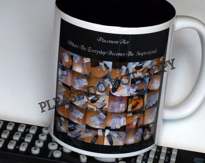 Placement Art Everyday Inspirational Mugs For Those Who Love Pop Art
