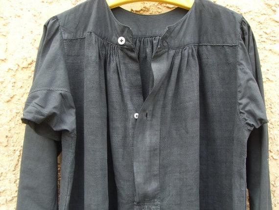 antique shirt, linen dress, still shirt, tunic, ni
