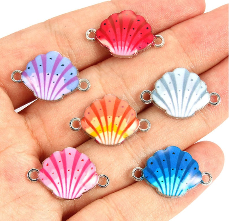 10pcs Alloy Pinecone Beads Charms Pendant fit Bracelet Findings Jewelry 6*15mm