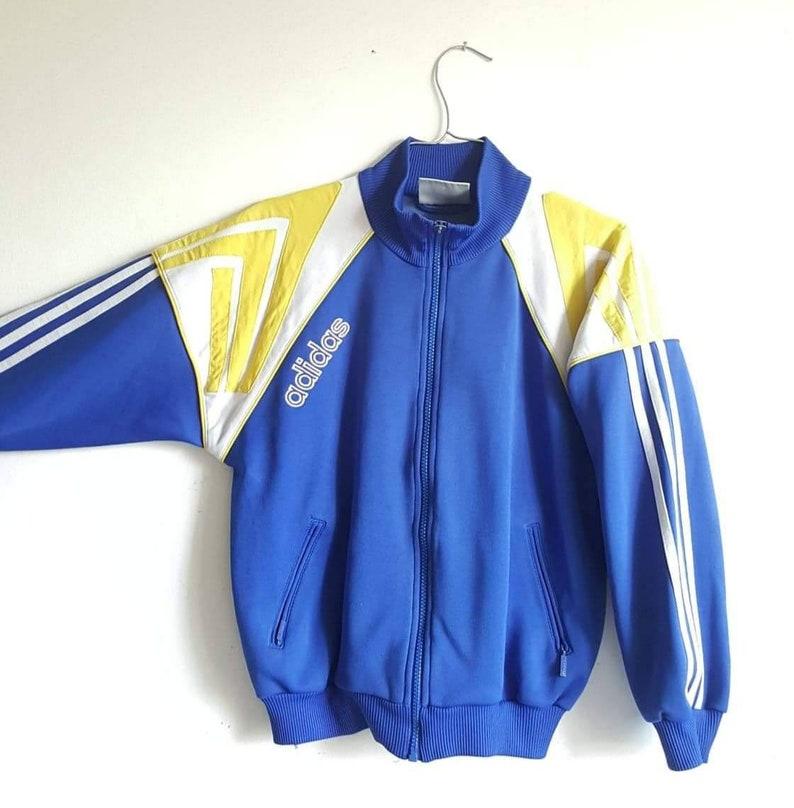 bd0996c356e7d Adidas Vintage Sport Jacket 90 Size XS (xxs/xs) RARE.