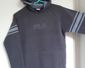 80% cotton Hoodie Fila Vintage early 90-00 size XS.