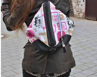 Backpack, shoulder bag