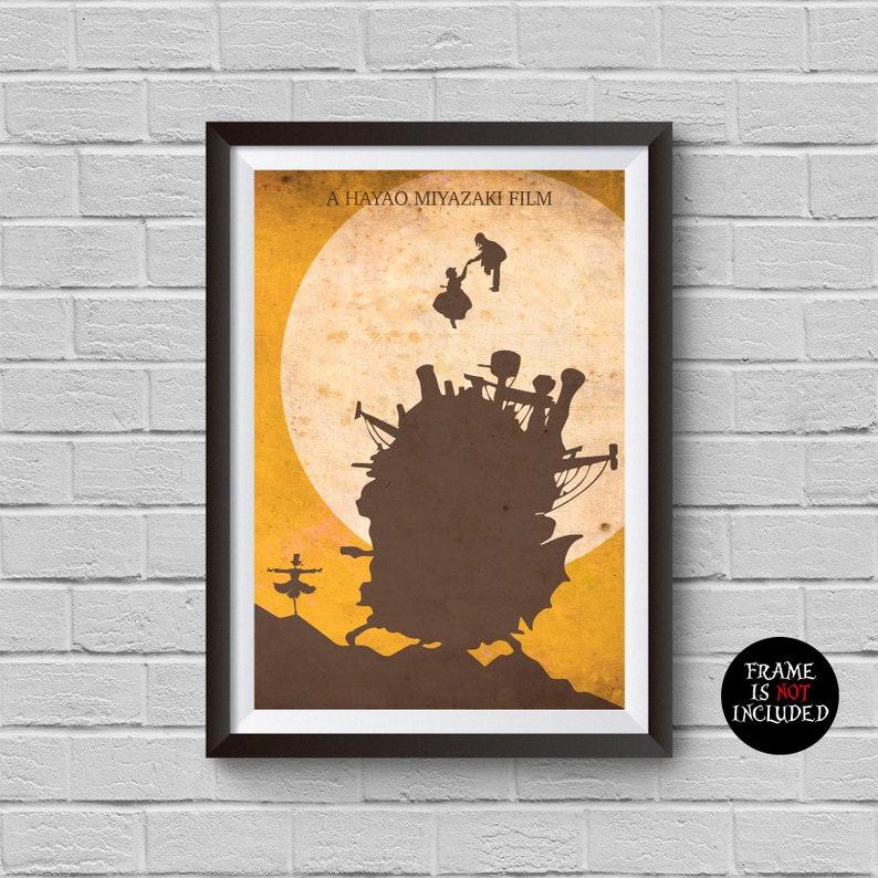Hogwarts Harry Potter Castle Art Giant Framed CANVAS PRINT A0 A1 A2 A3 A4 Sizes