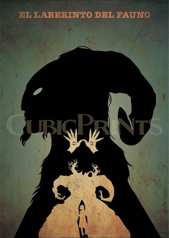LABYRINTH Alternative Minimal Movie Poster