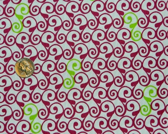 PATCHWORK PERFECTLY PERCHED ROBERT KAUFMAN fabric