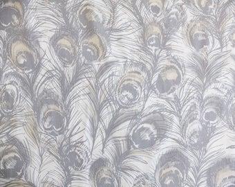 patchwork DEARSTELLADESIGN FEATHER fabric