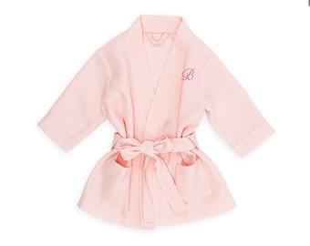 wellyou Girls Bathrobe Pink