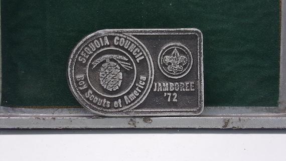 056ec317a5a Boy scouts sequoi jamboree du Conseil boucle de ceinture en