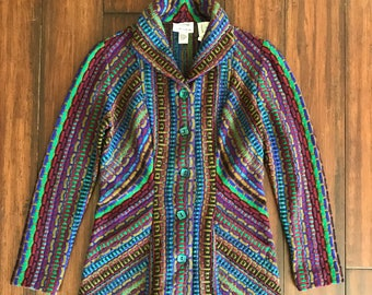 1970 s Missoni sweater Made in Italy Medium 5e233ee06