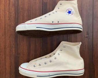 1990 s Deadstock Converse All Star Hi Top size 14 5d2f22ac2