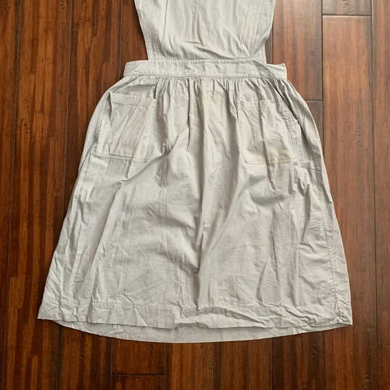 1950's Vintage Ottenheimer Cotton Twill Apron Cov… - image 3