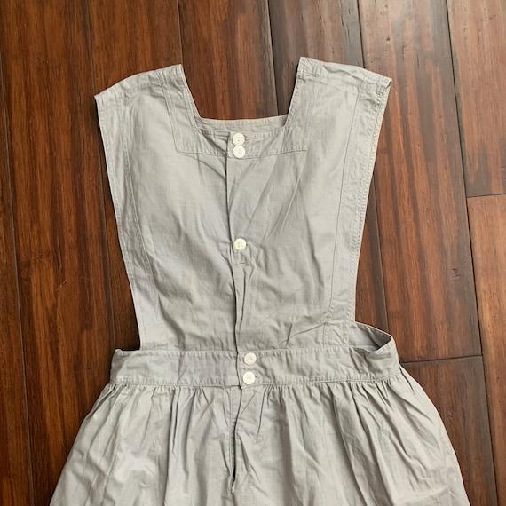 1950's Vintage Ottenheimer Cotton Twill Apron Cov… - image 8