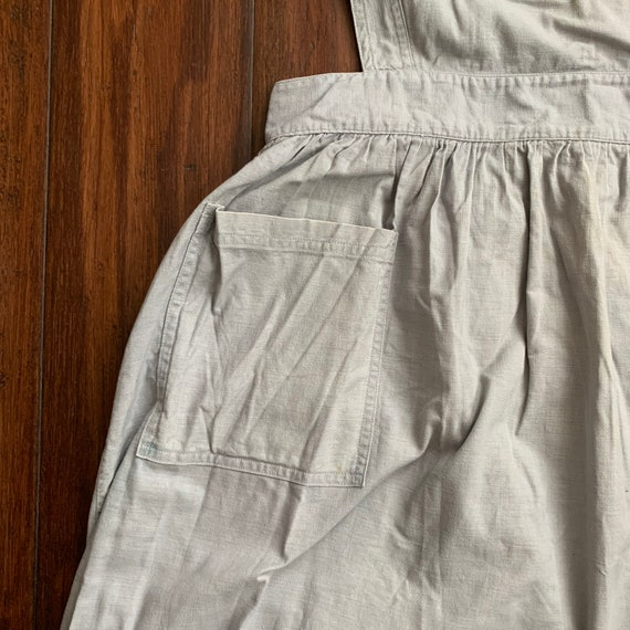 1950's Vintage Ottenheimer Cotton Twill Apron Cov… - image 4