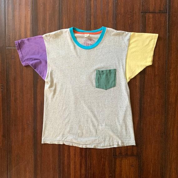 1970's Vintage Spruce Mayo Crazy Shirt Marked Larg