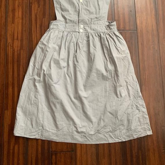 1950's Vintage Ottenheimer Cotton Twill Apron Cov… - image 9