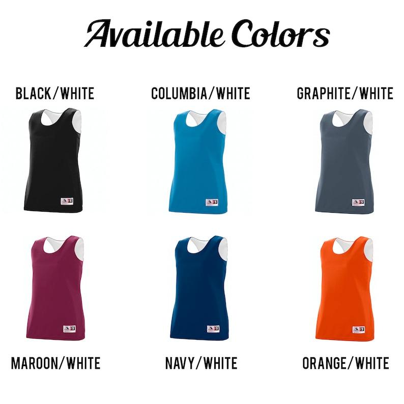 21d02d7bef2 Reversible Jerseys. Reversible Uniform. Practice Jersey.