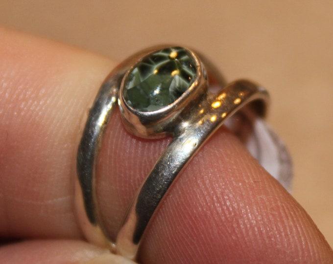 Chlorastrolite (Greenstone) GR-126 Size 6.5