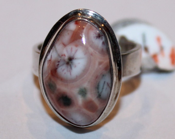 Thompsonite Ring: TR-4