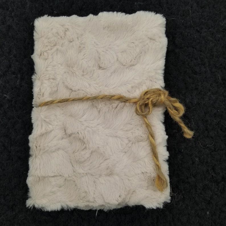 Oatmeal Mongolian Fur Fabric Newborn Cuddly Faux Fur Nest Newborn Photo Prop **ON SALE!