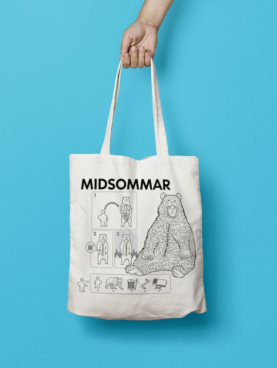 Midsommar Tote Bag - Horror Fan, Horror Collector, Horror Movie - Swedish horror