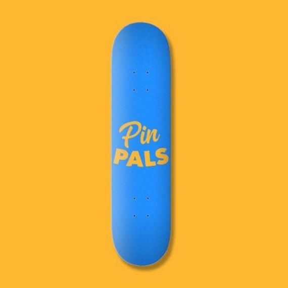 Custom DIY / Create Your Own Gift Artwork Skateboard