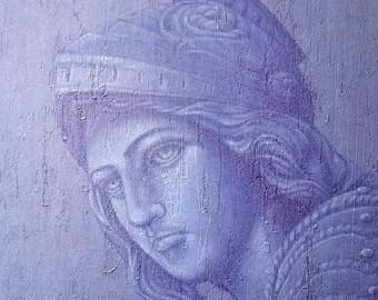 Minerva print