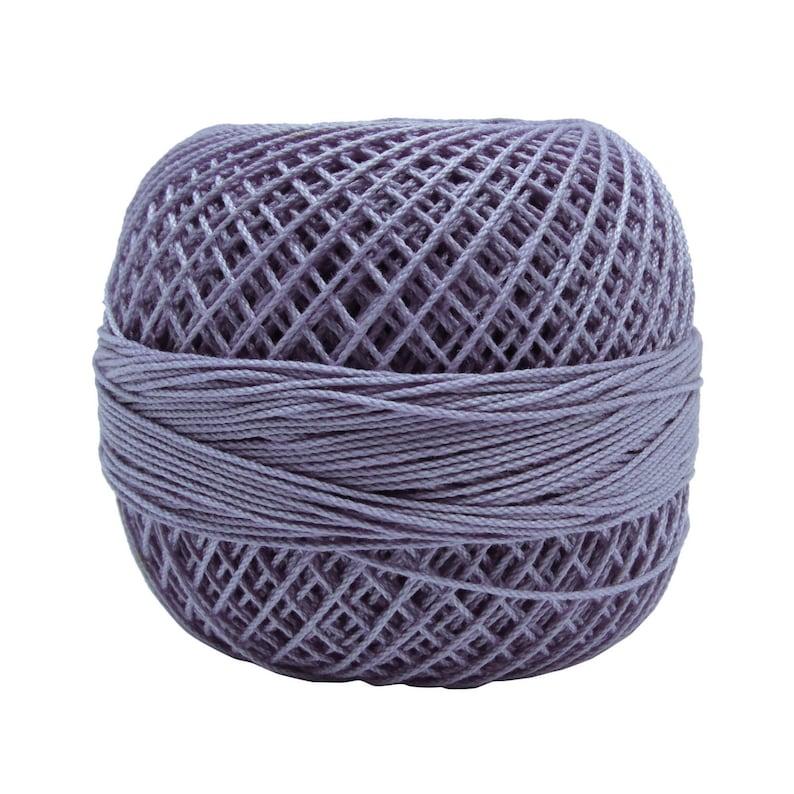 50 Grams White Anchor Crochet Knitting Thread Tatting Yarn Cotton Embroidery