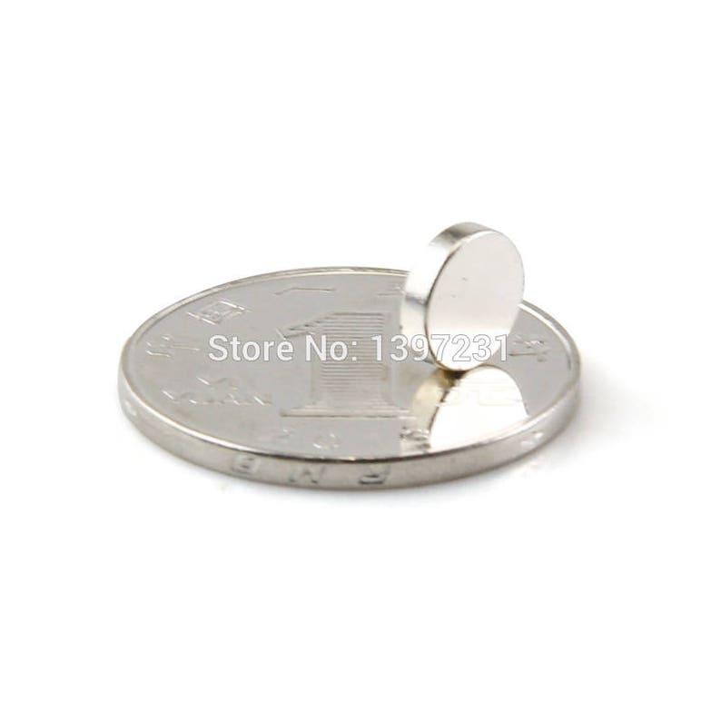 Permanent neodymium disc magnet 50pcs 8x2mm n50 rare earth strong NdFeB magnets
