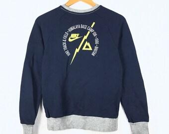 1fdba179 Nike Sweatshirt Big Logo Multicolor Logo Jumper Pullover Shirt Rapper  Fashion Rap Tees Hip Hop Swag Retro Fashion Streetwear