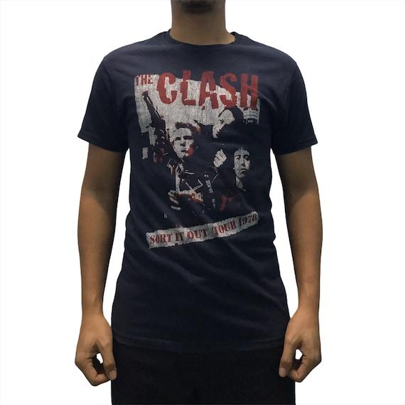 Vintage The Clash Shirt London Calling The Clash P