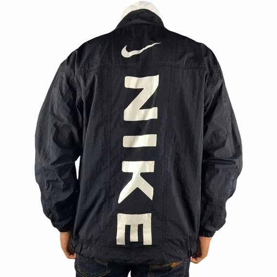 Vintage 90s Nike Jacket Nike Windbreaker Jacket Ni