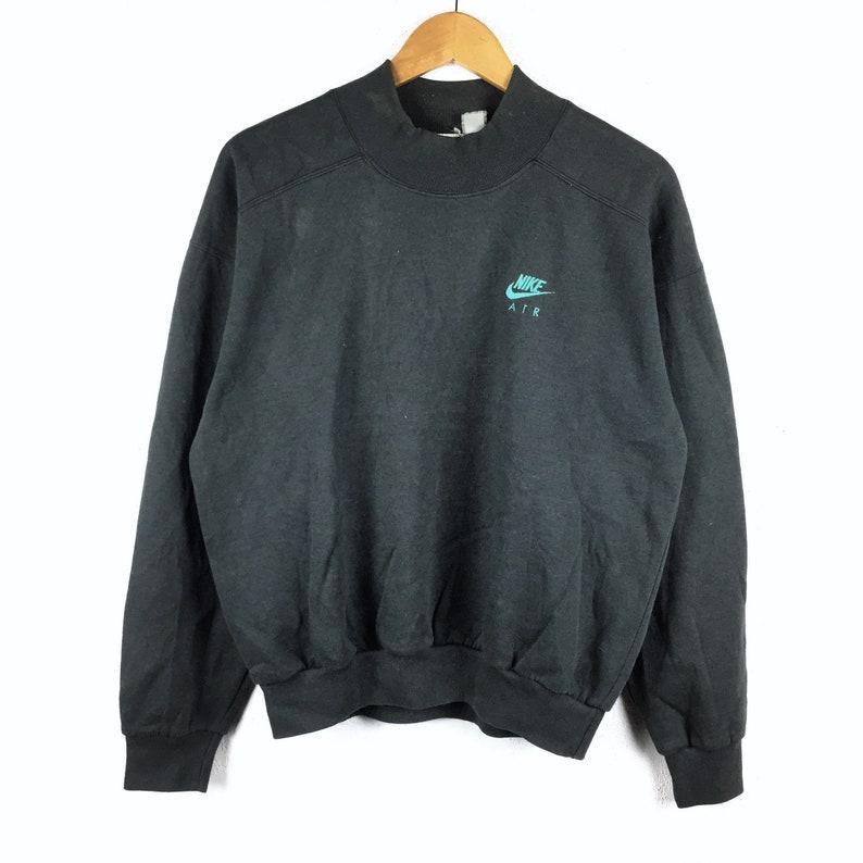 a3583c014055e Vintage Nike Sweatshirt Big Logo Medium Size Pullover Retro Rapper Nike  Grey Tag Jumper Rap Tees Hip Hop Swag Vintage 90s