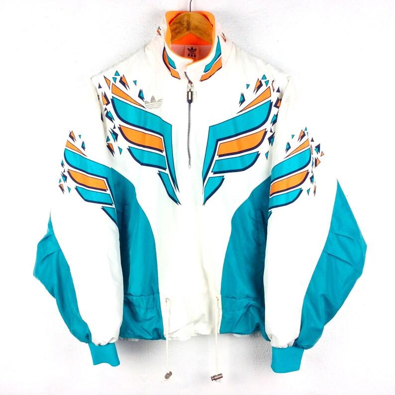 new concept 3ac85 e8873 Vintage Adidas Jacket   Adidas Sweatshirt Hoodie Big Logo   Etsy