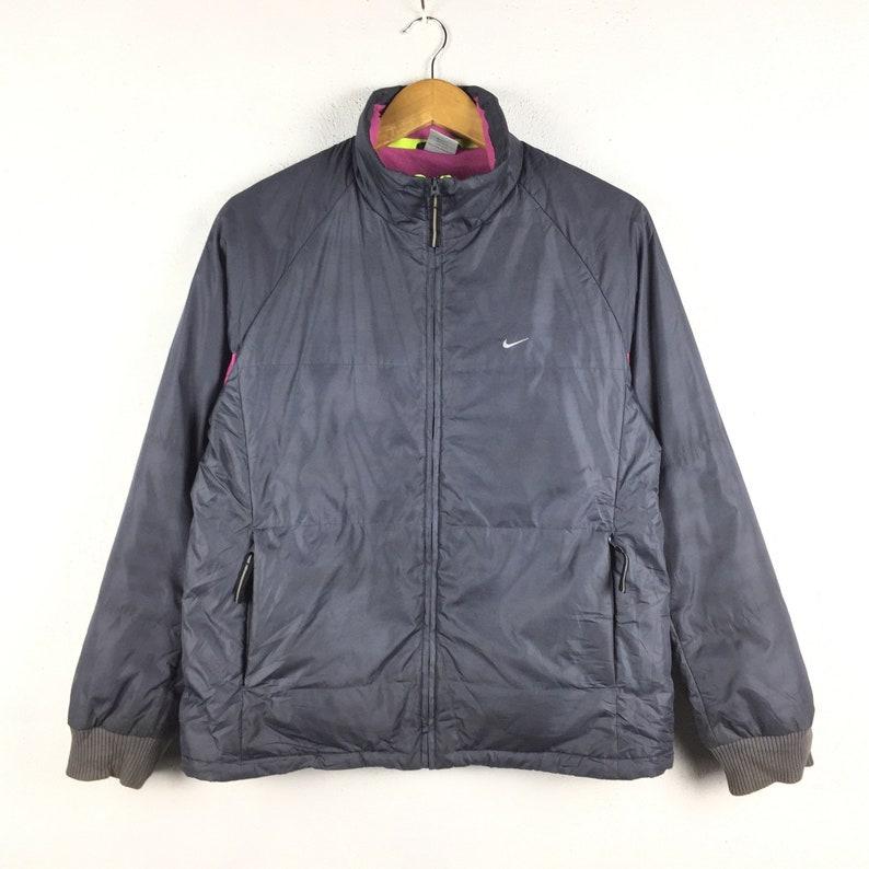 d8054714fd Vintage 90s Nike Jacket Nike Windbreaker Jacket Nike Puffer