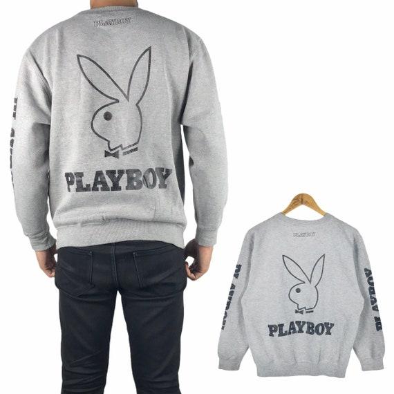 Vintage Playboy Big Logo Sweatshirt Medium Size/ P