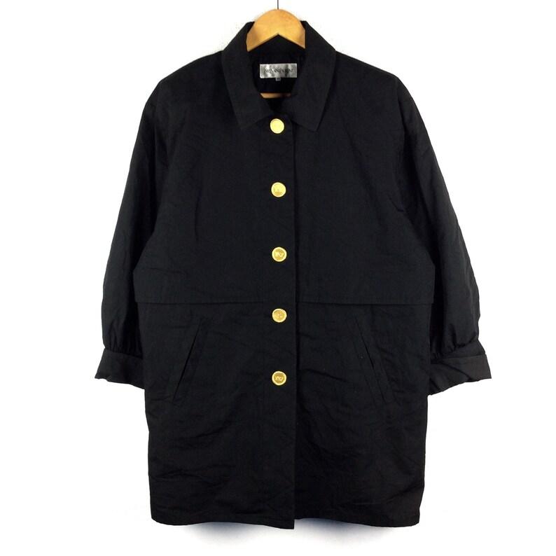 ee9169df60a RARE Vintage Yves Saint Laurent Jacket YSL Full Printed | Etsy
