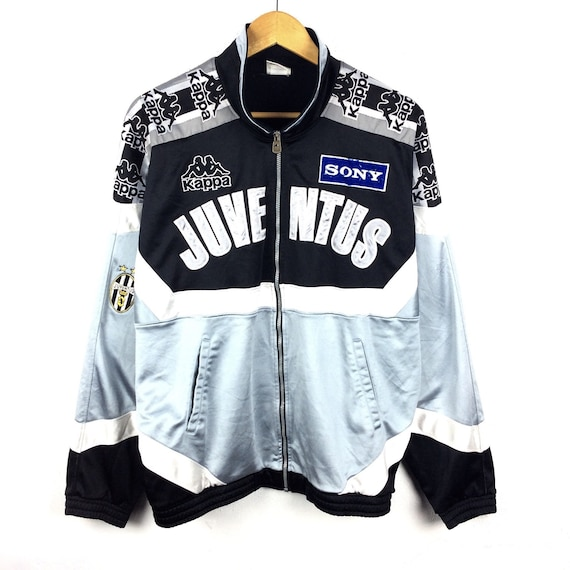 Rap Japan Juventus Couleur Mode Hip Sony Bloc Sweat Kappa Capuche Vintage Veste À Hop Made Rétro Tés In rCoedxBW