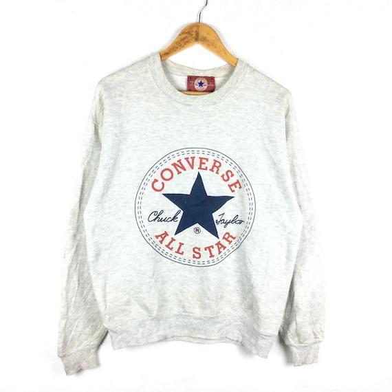 sweet shirt converse