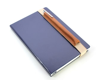 Genuine Leather Pen Holder - Small