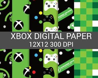 XBox Digital Paper