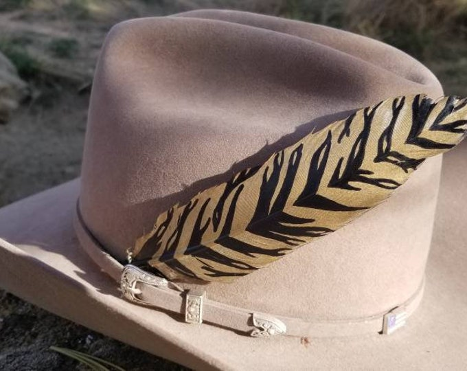 American Tiger Feather