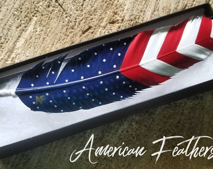 American Patriot Feather