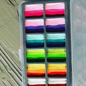 Fun Fair Explosion 12 Colour Bespoke Palette by Sally-Ann Lynch