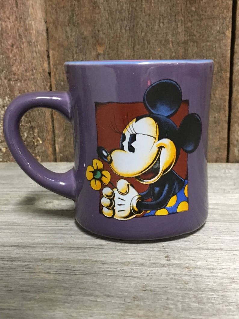 Mouse Minnie MugCup Disney Coffee A EHW9YDe2I