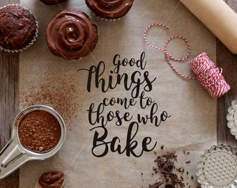 Styled Food photo | Chocolate mockup |  Baking image | Kitchen decor | Your text here | Home decor | Instant download
