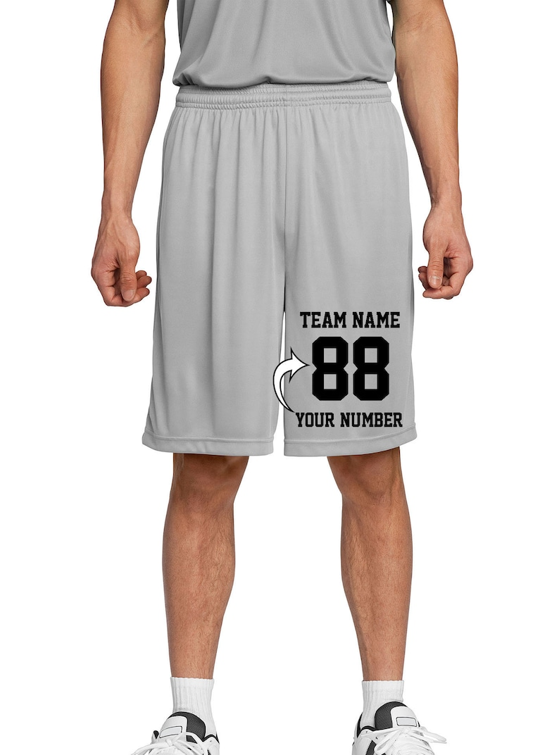 7845092a067b1 Custom Adult & Youth Basketball Shorts - Make Your Own Short - Personalized  Team Uniforms
