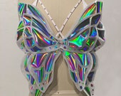 Holographic Butterfly Bra...