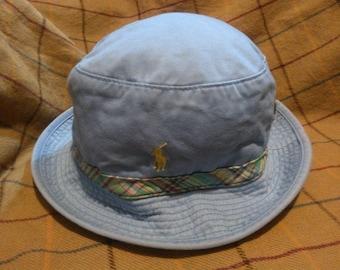 Polo Ralph Lauren Bucket Hat Vintage Ralph Lauren Polo Ralph Lauren ed9426b6eb5