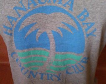 Vintage Hanauma Bay Hawaii Made in USA